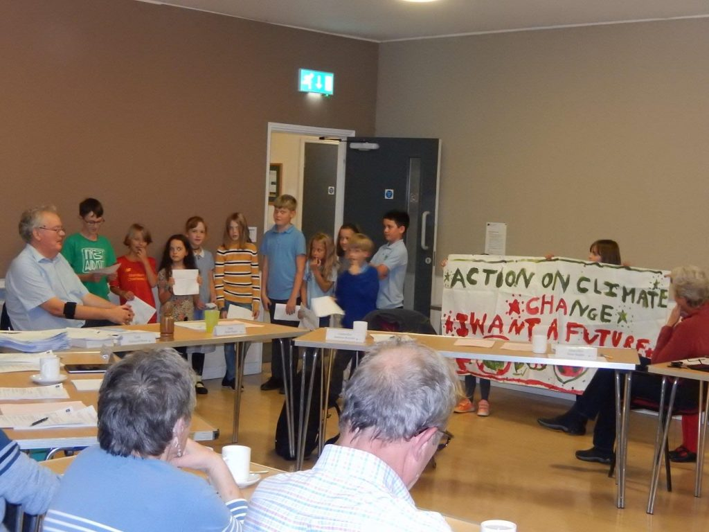 Recently, our village of Histon and Impington declared a climate emergency – here's why yours should too