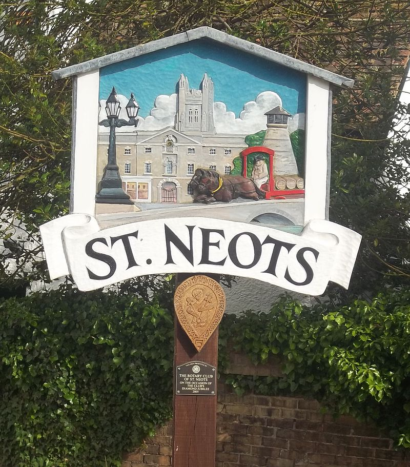 Bulletins from the Frontline: St Neots, 28th November 2019